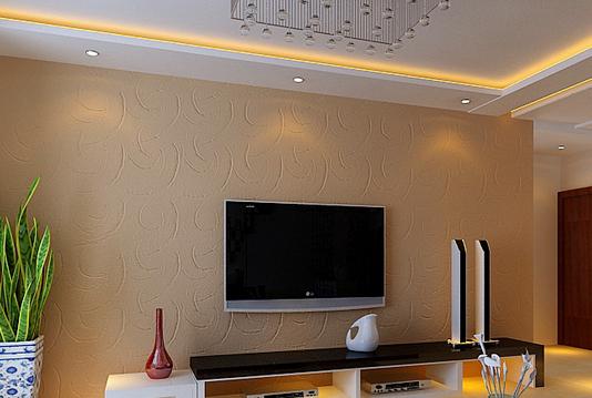硅藻泥电视背景墙吸音降噪