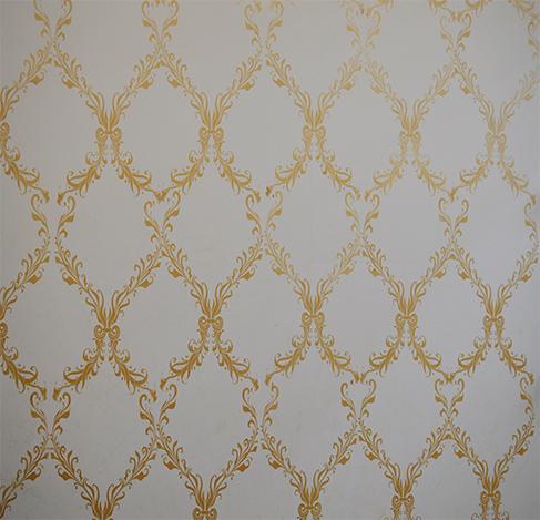 全屋定制 液体壁纸欧式花纹