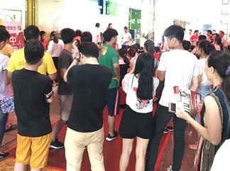 独家回放:热烈庆祝东方国际广场半价狂欢活动火爆收官!