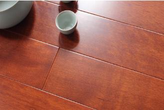 <b>百年花梨地板</b>金柚木 型号:本色  规格:460*123*18