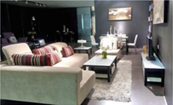 <b>德胜布兰卡沙发</b> S621沙发两件+T0001系列五金(茶几+餐台+地柜+餐椅)