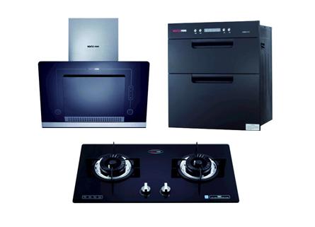<b>家丽雅电器</b> 烟机(KJ45A)+炉灶(G20)+消毒柜(K07)