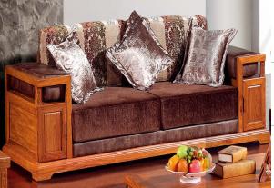<b>宇皇家具</b>巴梨风韵系列 型号:BL6601      三位沙发