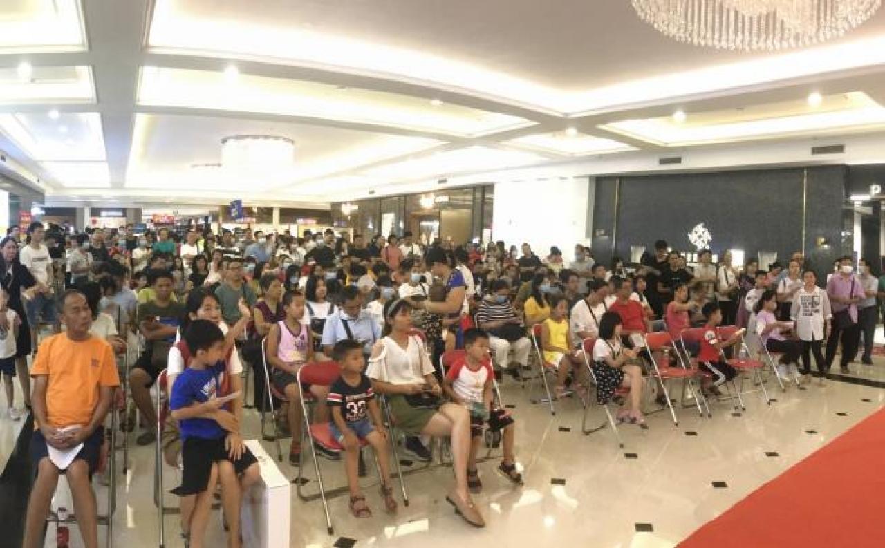 热烈庆祝博皇家居建材采购中心·蓬江店【非来不可】活动