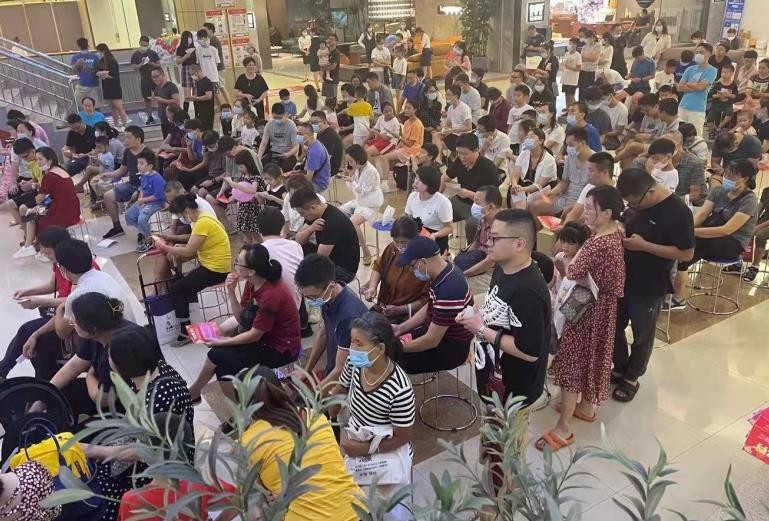 热烈庆祝红树湾国际家具建材中心·福永店举办的【红树湾